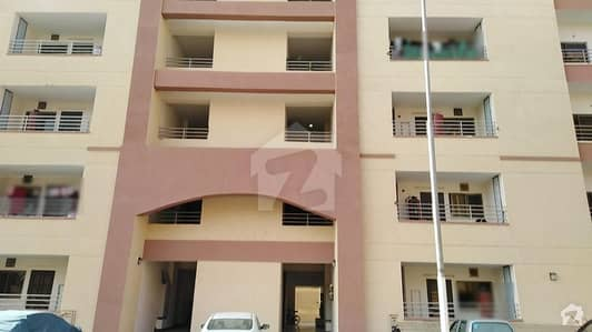 2nd Floor Flat Is Available For Sale In G +9 Building