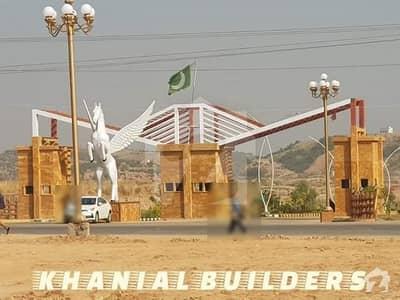 چکری روڈ راولپنڈی میں 18000 کنال رہائشی پلاٹ 33 لاکھ میں برائے فروخت۔