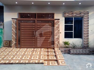 5 Marla Brand New Beautiful House For Sale In L Block Of Sabzazar Scheme Lahore