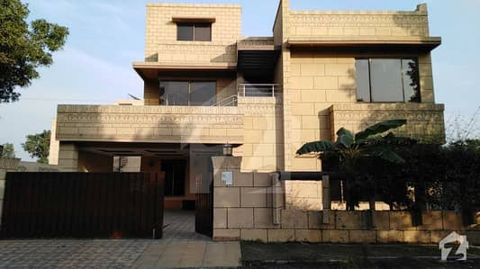 1 Kanal Brand New House For Sale In Bahria Springs Of Bahria Town Lahore