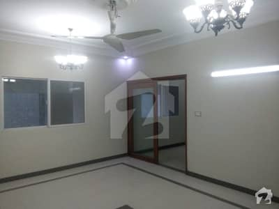 3 Bed DD Apartment Available For Rent In Clifton Block 5