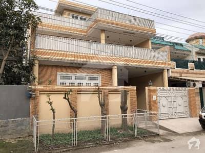 10 Marla  Basement House In Sector F - 5 Phase 6 Hayatabad Town Peshawar