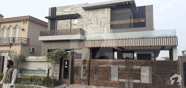 1 Kanal Brand New Luxury Palace Bungalow For Sale In Defence Phase 6