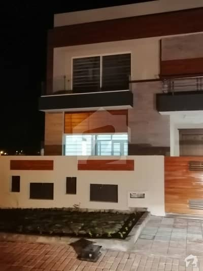10 Marla Brand New Beautiful House For Sale In Block B Bahria Town
