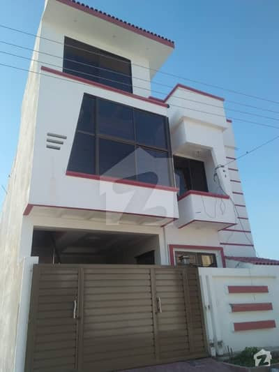 5 Marla House For Sale In Marwa Town Islamabad