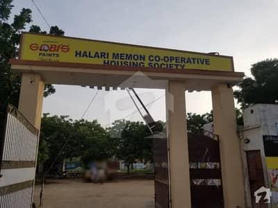 Plot For Sale In Halari Memon
