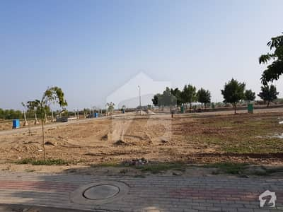 New Deal 5 Marla Plot For Sale On Easy Installment Plan In Bahria Orchard Lahore
