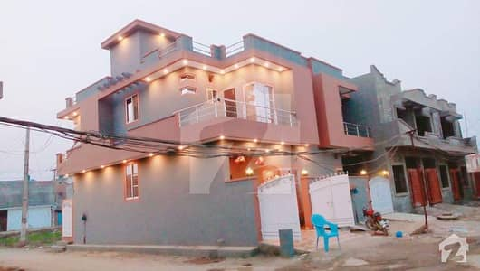 4 Marla Corner Luxury House For Sale In Shadab Gardens Near Ferozepur Road