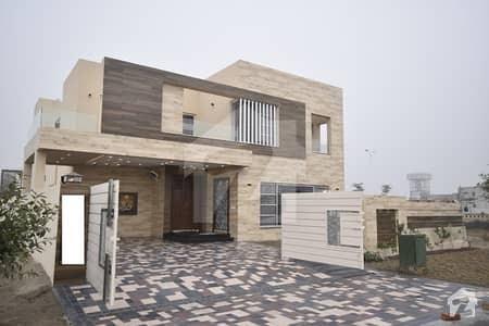 Near Golf Course 01 Kanal Brand New Luxury House Available For Sale In Dha Phase 6