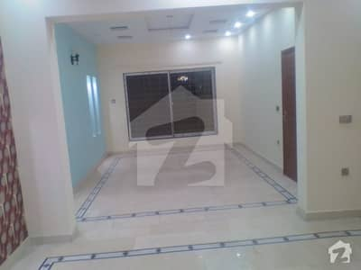 5 Marla Triple Storey House Available For Rent In Punjab University Town 2