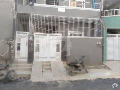 بفر زون - سیکٹر 15-A / 4 بفر زون نارتھ کراچی کراچی میں 2 کمروں کا 5 مرلہ زیریں پورشن 70 لاکھ میں برائے فروخت۔