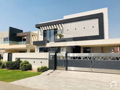 1 Kanal Brand New Luxury House For Rent DHA Phase 2