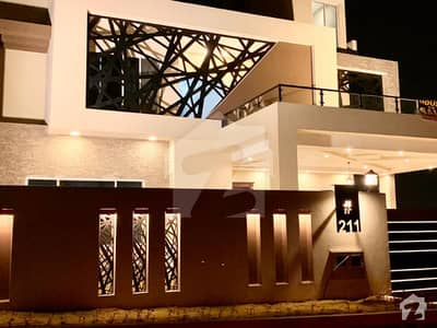 Bahria Town Rawalpindi Brand New Luxury House Is Available For Sale