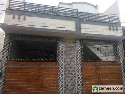 9 Marla Double Storey Full Covered Brand New House For Sale