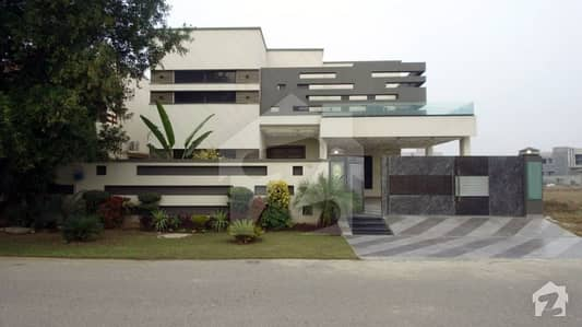 1 Kanal House For Sale In D Block Of DHA Phase 6 Lahore