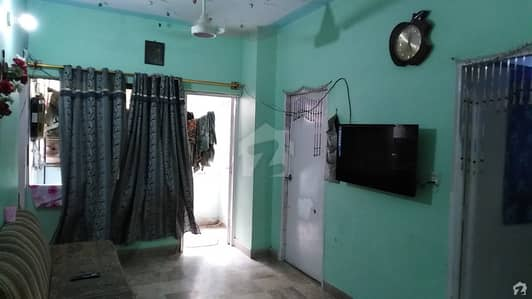 West Open 1st Floor Flat Is Available For Sale