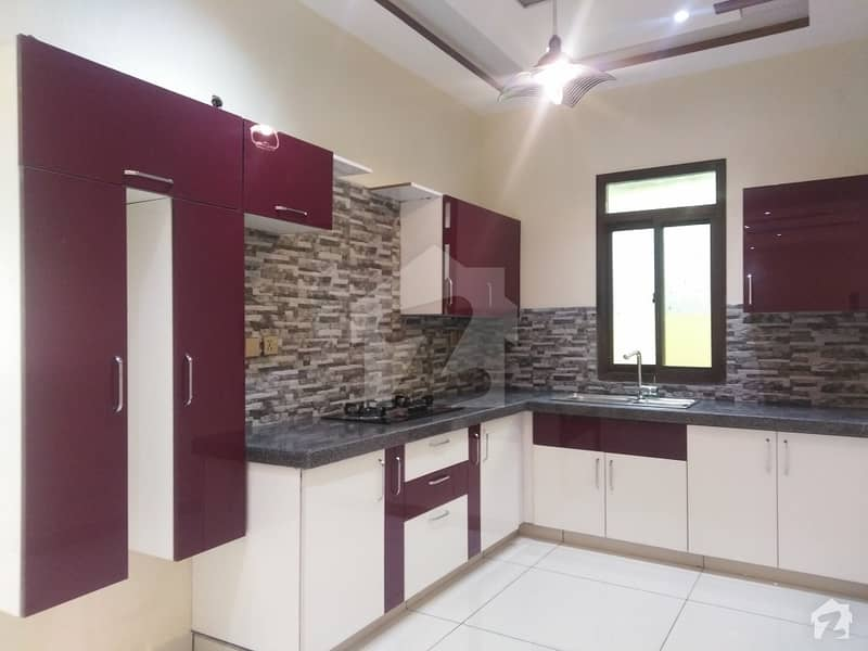Brand New Ground  1 Floor House Is Available For Sale