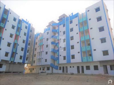 570 Sq. Feet 2nd Floor Flat For Sale In Harmain Tower Bypass Hyderabad