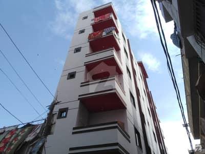 عثمانیہ کالونی لیاقت آباد کراچی میں 2 کمروں کا 3 مرلہ فلیٹ 40 لاکھ میں برائے فروخت۔