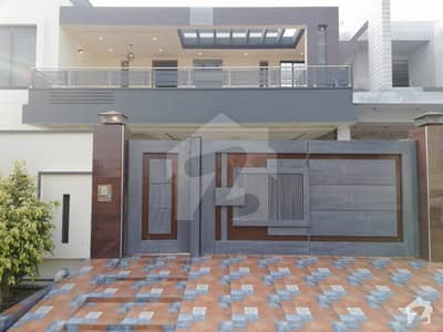 1 Kanal Brand New House Is Available For Sale In Canal View Housing Scheme Sector 3 Gujranwala