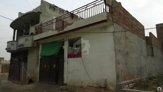 Brand New Single Storey House Is Available For Sale In Capital Home Near By Shams Colony H-13 Islamabad