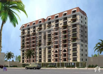 Luxury 3 Bed Apartment Available On Booking Price Just 25 Down Payment In El Cielo Block B Gt Road DHA Phase 2 Islamabad
