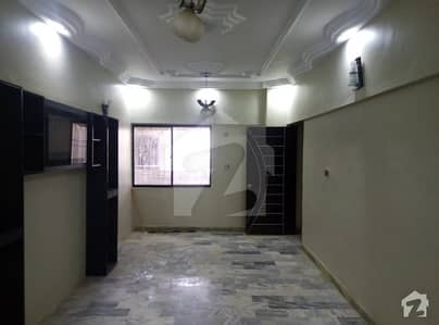 A 1900 Square Feet Top Floor  Flat Is Available For Sale In Haroon Royal City Phase III Block 17 Gulistan E Jauhar Karachi