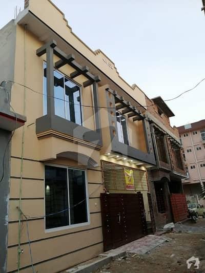 لہتاراڑ روڈ اسلام آباد میں 3 کمروں کا 4 مرلہ مکان 63 لاکھ میں برائے فروخت۔