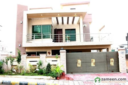 Bahria Town Phase 8 Lake View 10 Marla Furnished House On Investor Rate With Very Beautiful View And Attractive Location And Outstanding Condition Just Buy And Shift