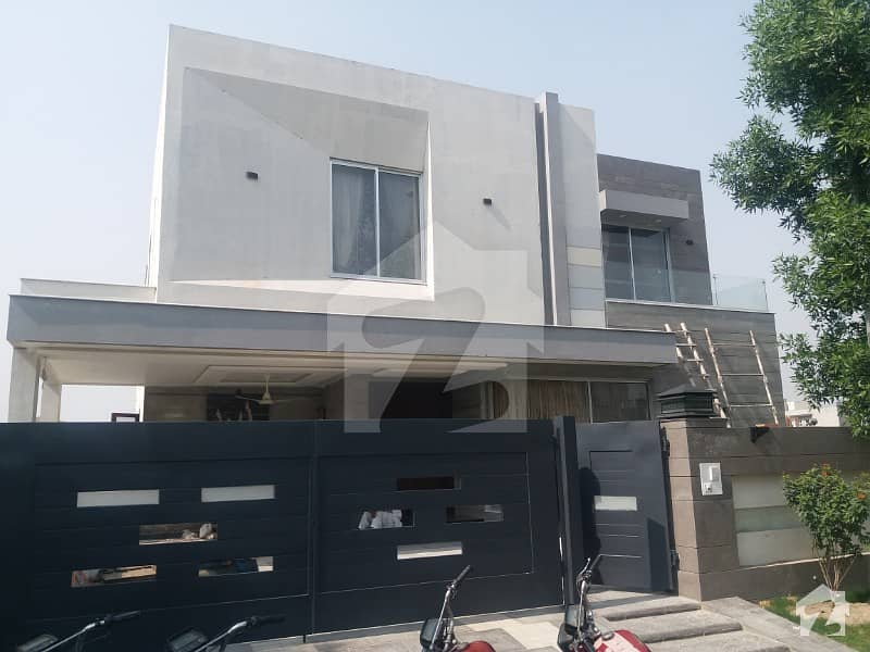1 Kanal Brand New Fully Furnish All Facilities Best For Living Your Family In Dha Phase 8 Near Mosque  Park
