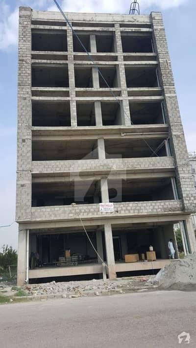 گلبرگ گرینز گلبرگ اسلام آباد میں 1 کمرے کا 2 مرلہ فلیٹ 34.65 لاکھ میں برائے فروخت۔