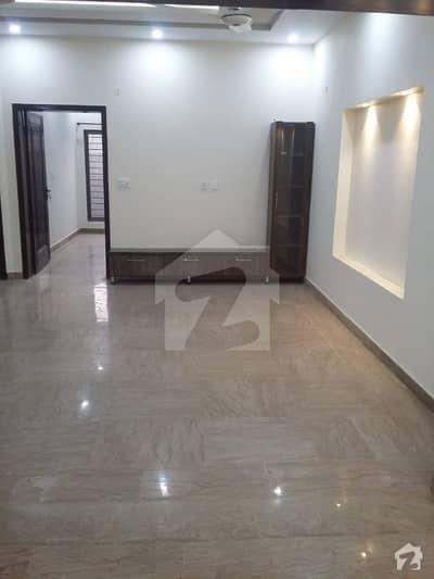 10 Marla Brand New House For Sale Tile Floor  Ideal Location
