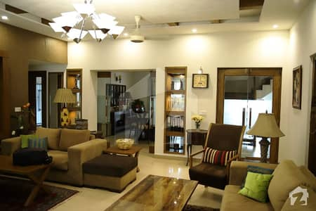 Fully Furnished Owner Build 1 Kanal Luxurious Bungalow For Sale in Phase 4 Block GG DHA Lahore