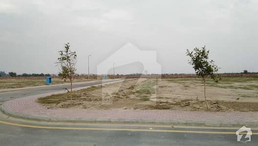 Principally Located Residential Plot In Bahria Town Lahore