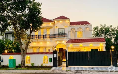 1 Kanal House For Sale In Sector A Block Bahria Town Lahore