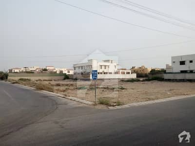 4000 Yards Plot For Sale A Zone Dha Phase 8 Corner Ready For Construction