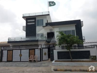 House Is Available For Sale - E-16/3