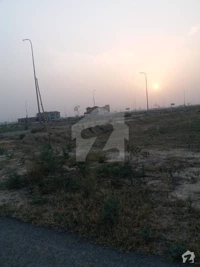Dha Phase 8  05 Marla Residential Plot 433  Is Available For Sale