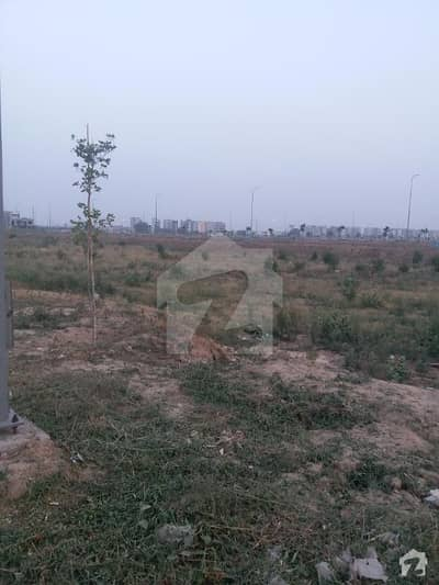 DHA Phase 08 05 Marla Facing Park Plot No 365 Is Available For Sale