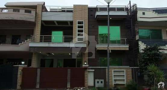 New 3 Unit House Is Available For Sale In E -11/4 Islamabad