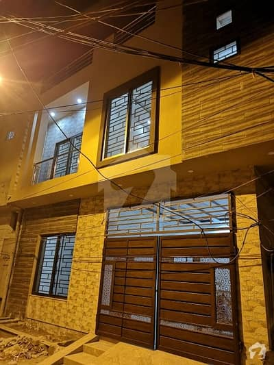4 Marla Double Story House At Investors Rate