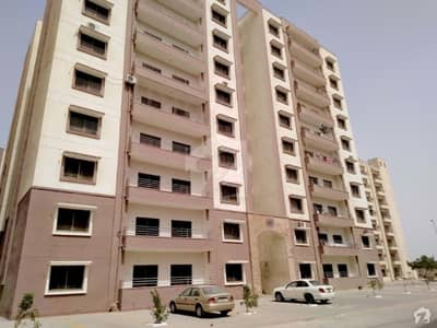 3rd Floor flat is available for Rent in G+9 Building