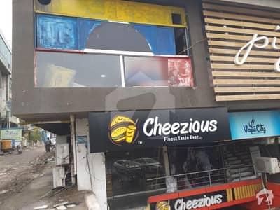 ایف ۔ 11 اسلام آباد میں 1 مرلہ دکان 2 کروڑ میں برائے فروخت۔