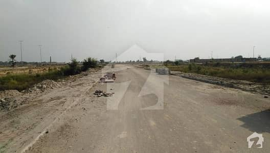 Ideal 10 Marla Plot For Sale In Alamgir Block Bahria Town Lahore