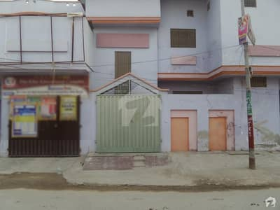 Double Storey Beautiful Corner House For Sale At Khan Colony Road Okara