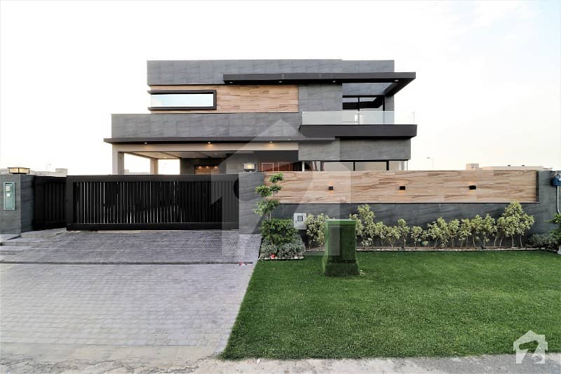 1 Kanal Brand New House is Available For Sale in DHA Phase 7
