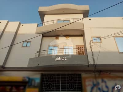 Double Storey Beautiful Corner House Upper Portion Available For Rent At Ayub Park Okara
