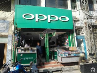 Double Shutter Shop Is Available For Sale In Cantt Hyderabad