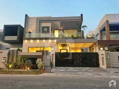 10 Marla State Of The Art Bungalow DHA Lahore