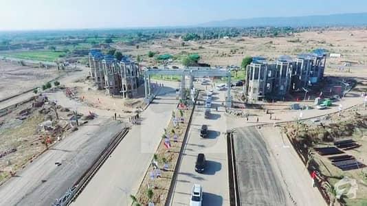 چکری روڈ راولپنڈی میں 5 مرلہ رہائشی پلاٹ 8 لاکھ میں برائے فروخت۔